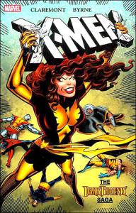 Dark Phoenix Saga cover