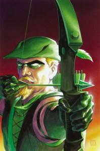 Green Arrow Quiver