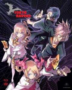 tokyo ravens_dvd cover