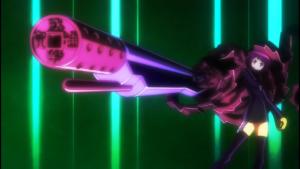 Nobunagun Shio takes aim
