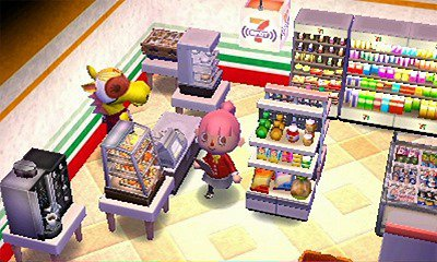 Animal Crossing Happy Home Designer Collaborates With 7 Eleven Monster Hunter Moar Powah