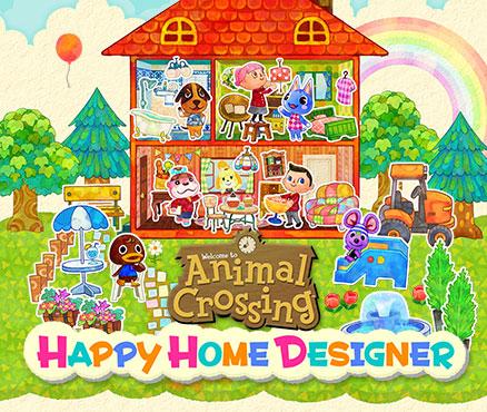 Crossing: Happy Home Designer