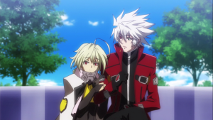 BlazBlue Ragna and Lambda