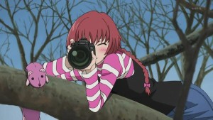 Darker than Black season 2 Suo takes aim