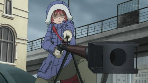 Darker than Black season 2 Suo takes aim again