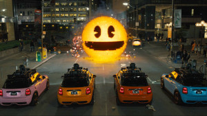The guy who created Pac-Man has a cameo in this movie. The disrespect they show for him is staggering.