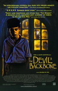 devil's backbone poster