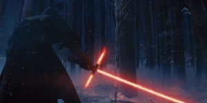 This lightsaber actually gets some cool use out of it, but I'm still not convinced it's not stupid.
