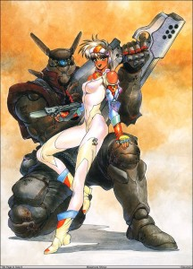 masamune-shirow-appleseed