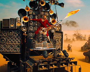 And let us not forget, Mad Max DID give us arguably one of the most ridiculously awesome visuals of 2015.