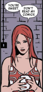 Hawkeye You're Sweet Don'