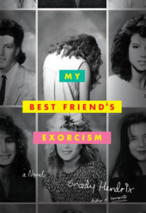 my best friends exorcism cover