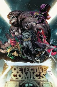 At least 3-digit numbering has returned for Detective Comics and Action Comics.