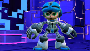 Mighty No. 9 Beck render