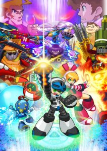 Mighty No. 9 poster