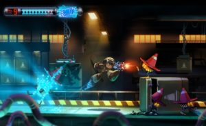 Mighty No. 9 prototype