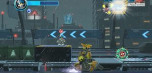 Mighty No. 9 stage sc