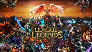 league of legends splash