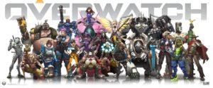 overwatch cast