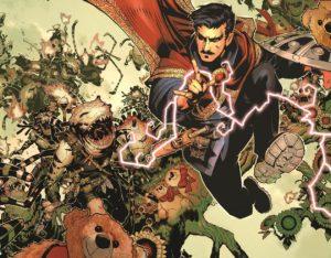 Doctor Strange #1 interior