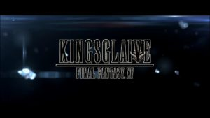 Kingsglaive title card